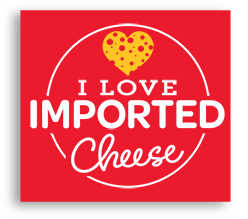 I Love Imported Cheese