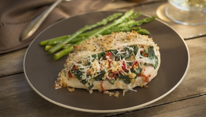 Chicken Stuffed with Spinach and Provolone atalanta IMAGE copy