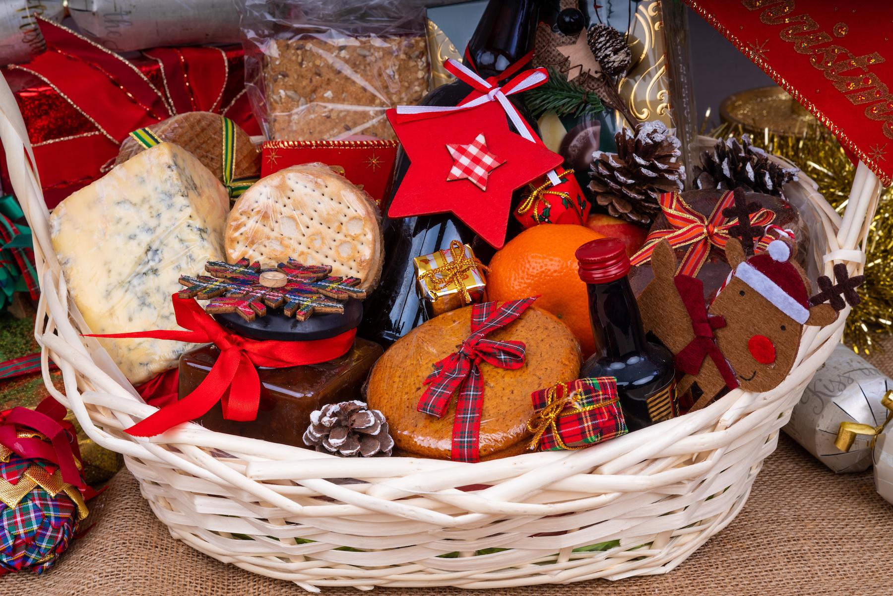 Holiday Gift Basket