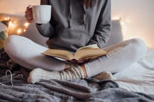 Hygge Reading and Tea