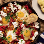 Chickpea Shakshouka Recipe