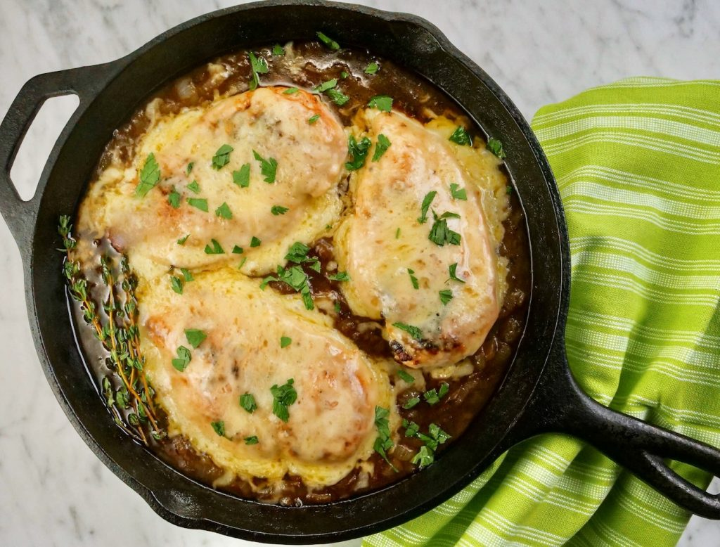 French Onion Chicken w Appenzeller small