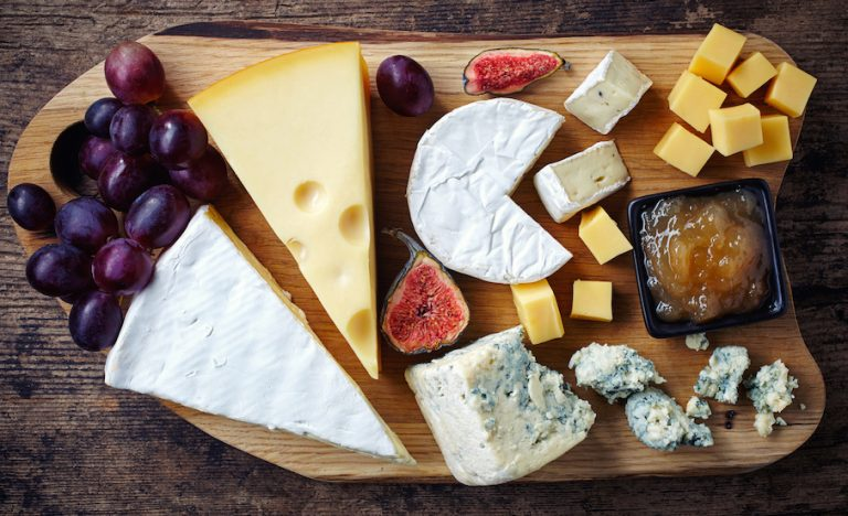 Cheese as dessert