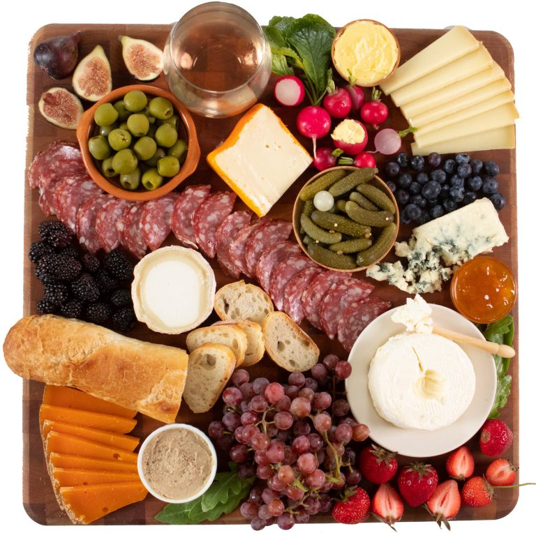 French Cheeseboard small