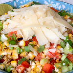 Corn Salad Close Up sm