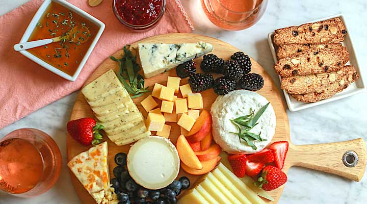 spring summer cheese board 720