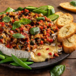 Baked Brie Ratatouille