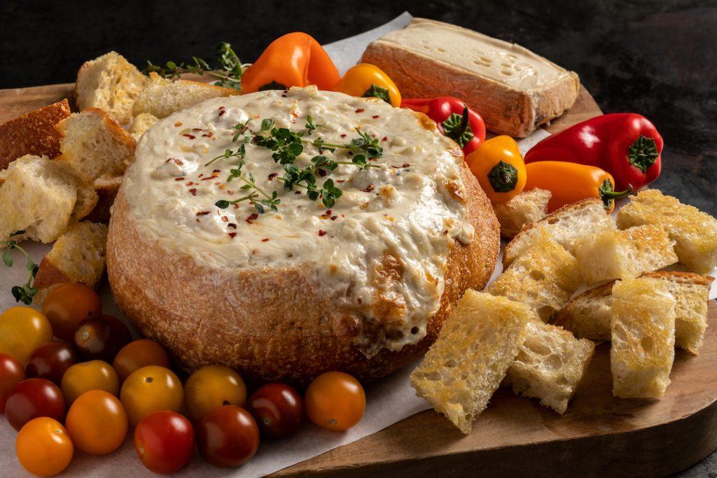 Baked Crab and Taleggio Dip sm