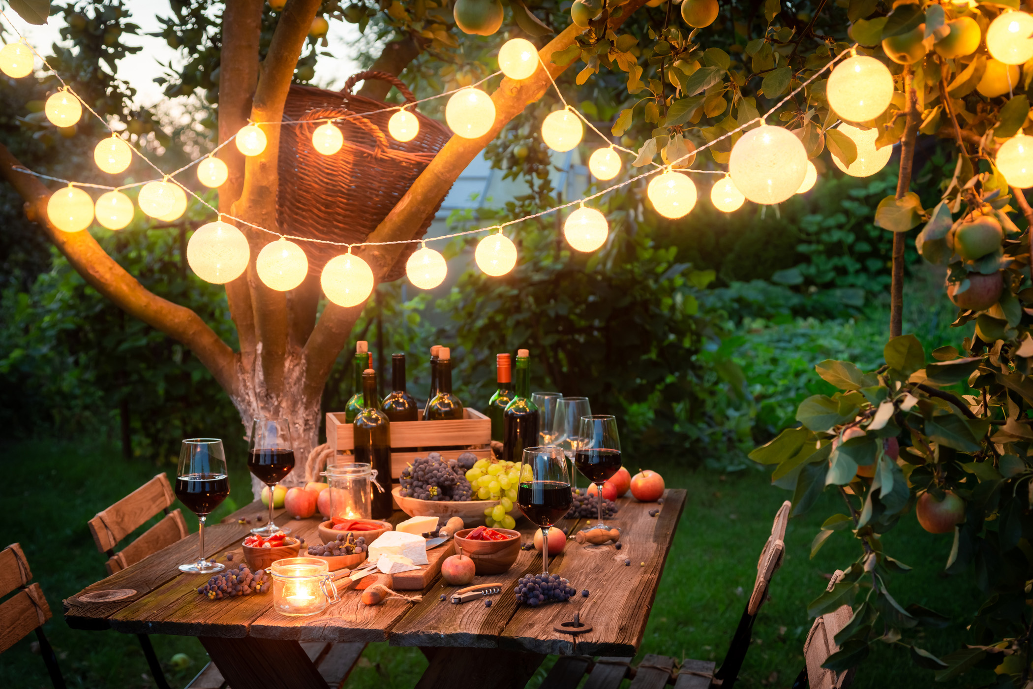 A summer soiree for cheese lovers